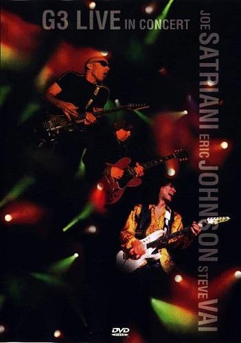 G3 - Live In Concert (1996) [DVDRip]