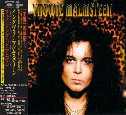 Yngwie Malmsteen - Fасing Тhе Аnimаl [Jараnеsе Еditiоn] (1997)
