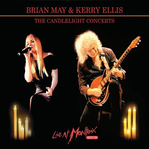 Brian May & Kerry Ellis – The Candlelight Concerts – Live at Montreux 2013 (2014)