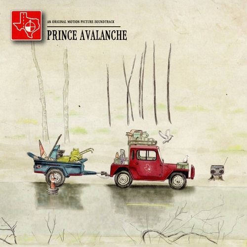 Explosions in the Sky & David Wingo - Prince Avalanche (2013)