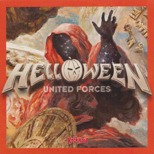 Helloween - United Forces (Rock Hard Promo CD) (2021)