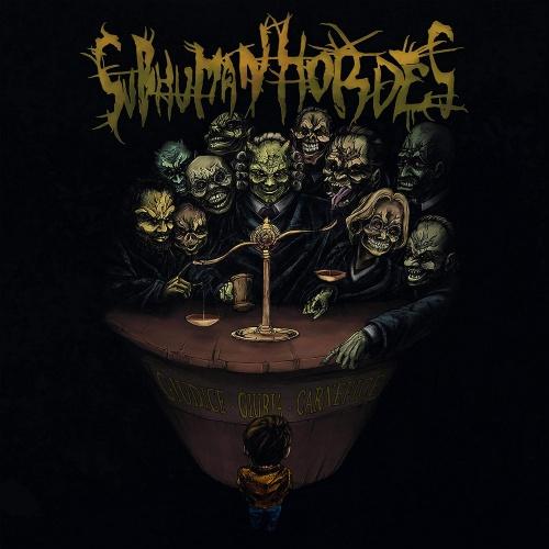 Subhuman Hordes - Subhuman Hordes (2021)
