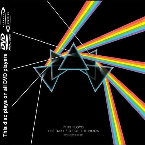Pink Floyd - The Dark Side Of The Moon [DVD-Audio] (2011)