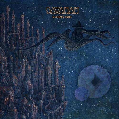 Savanah - Olympus Mons (2021)