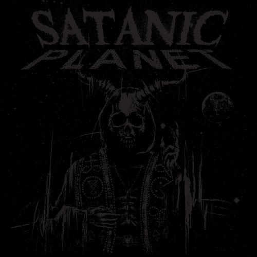 Satanic Planet (Slayer/The Locust) - Satanic Planet (2021)