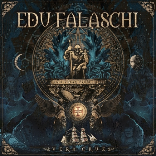 Edu Falaschi - Vera Cruz (2021)