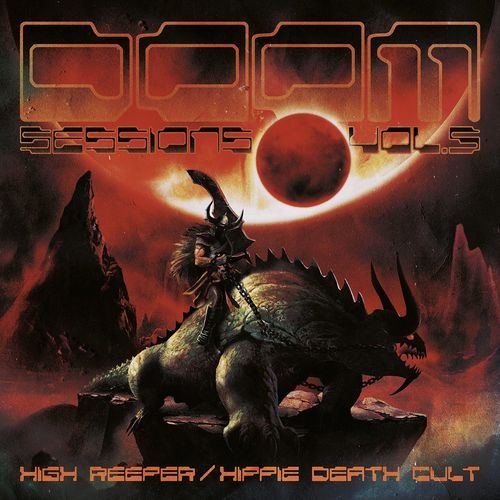 High Reeper & Hippie Death Cult - Doom Sessions, Vol. 5 (2021)