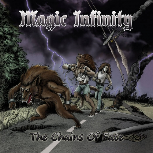 Magic Infinity - The Chains of Fate (2021)