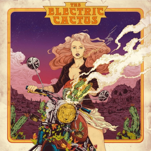 The Electric Cactus - The Electric Cactus (2021)