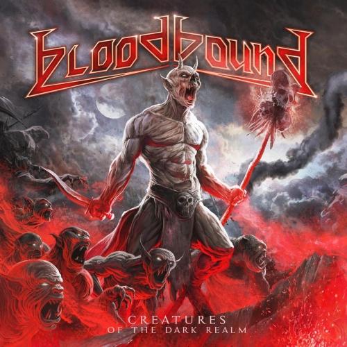 Bloodbound - Creatures of the Dark Realm (2021) + Bonus DVD Audio + DVD9