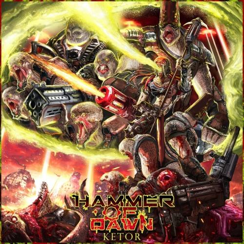 Hammer of Dawn - Ketor (EP) (2021)