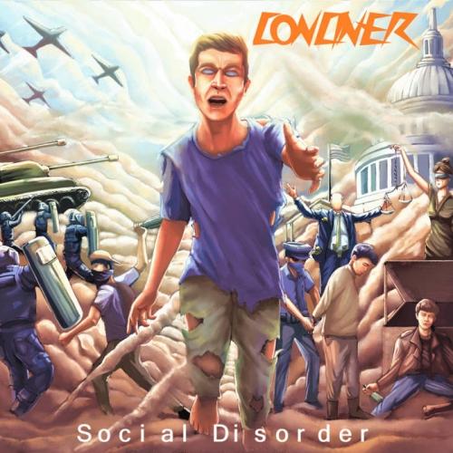 Conciner - Social Disorder (2021)
