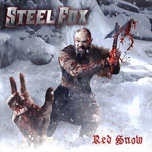 Steel Fox - Red Snow (2021)