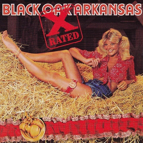 Black Oak Arkansas - X-Rated (1975)