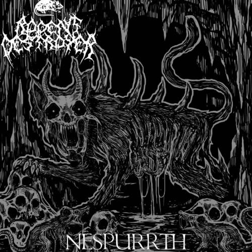 Rodent Destroyer - Nespurrth (2021)