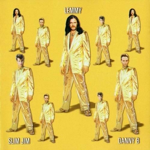 Lemmy, Slim Jim & Danny B - Rock and Roll Forever (2000)