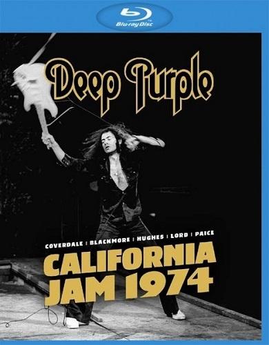 Deep Purple - California Jam (1974)