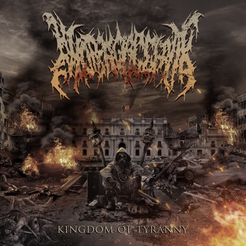 Hemorragia Cefálica - Kingdom Of Tyranny (2021)
