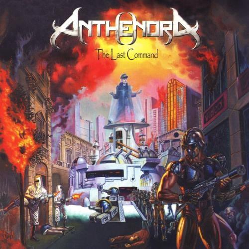 Anthenora - Тhе Lаst Соmmаnd (2004)