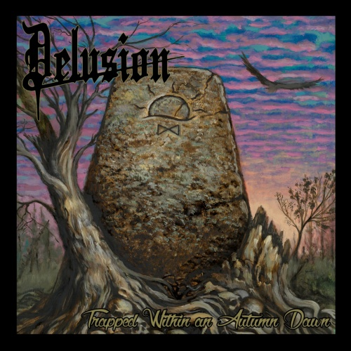 Delusion - Trapped Within an Autumn Dawn (2021) (Compilation)
