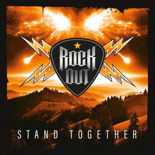 Rock-Out - Stand Together (2021)