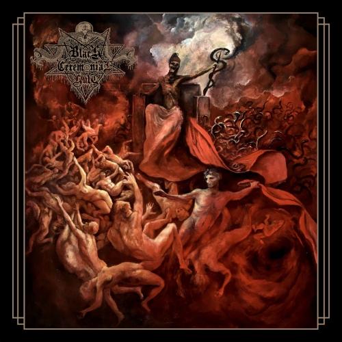 Black Ceremonial Kult - Crowned in Chaos (2021)