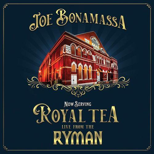 Joe Bonamassa - Now Serving: Royal Tea Live From The Ryman (2021) + Blu-Ray + 1080p
