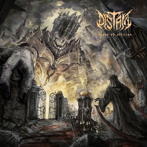 Distant - Aeons of Oblivion (2021)