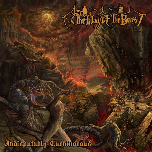 The Day of the Beast - Indisputably Carnivorous (2021)