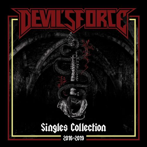 Devil's Force - Singles Collection 2016-2019 (2021)