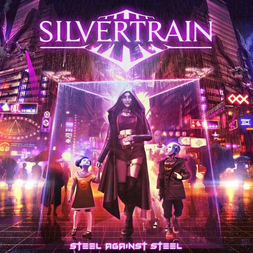 Silvertrain - Steel Against Steel (2021)