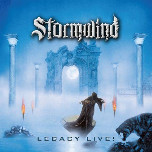 Stormwind - Legacy Live! (Re-Mastered + Bonus Tracks) (2021)