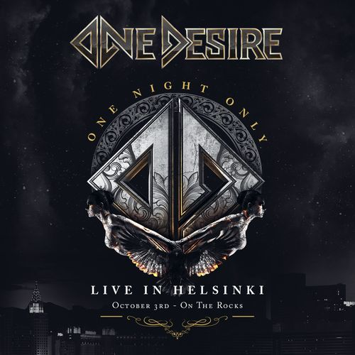 One Desire - One Night Only - Live in Helsinki (2021) + Blu-Ray + 1080p