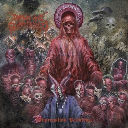 Drawn and Quartered - Congregation Pestilence (2021)