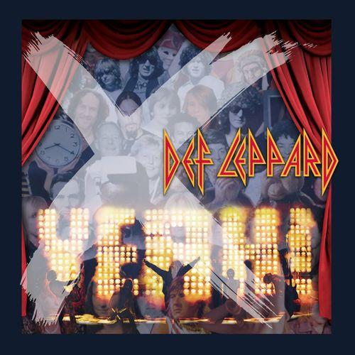 Def Leppard - The CD Boxset: Volume Three [6 CD] (2021) [Super Deluxe Edition]