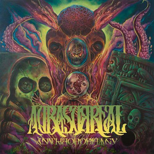 Aura Surreal - Anthropophagy (2021)