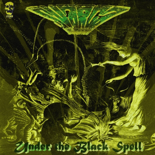 Svarga - Under the Black Spell (2021)
