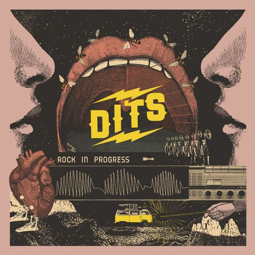 Dits - Rock In Progress (2021)