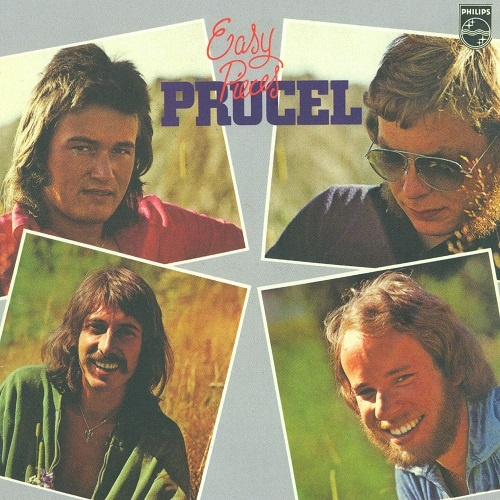 Prucel - Easy Pieces [Reissue 2021] (1975)