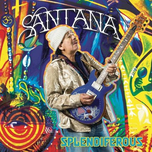 Santana - Splendiferous Santana (2021) (Compilation)