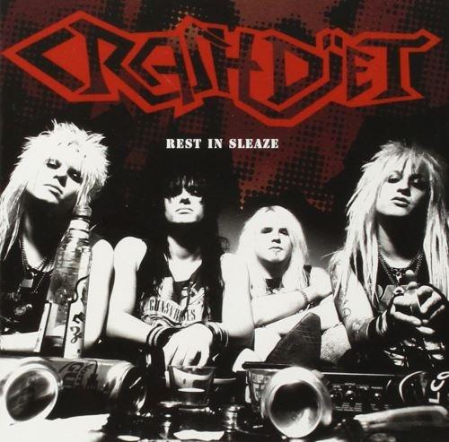 Crashdiet - Rеst In Slеаzе (2005)