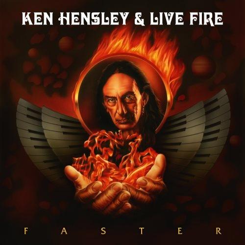 Ken Hensley & Live Fire - Fаstеr (2011)