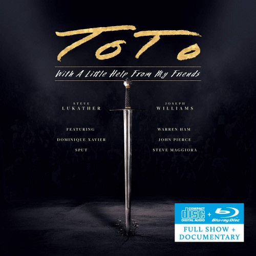 Toto - With A Little Help From My Friends (2021) (Blu-ray, 1080i)