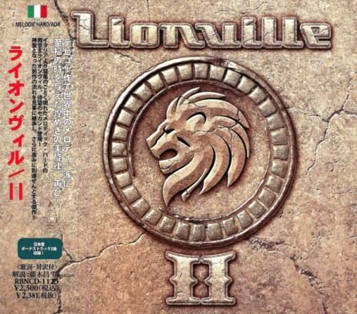 Lionville - Тwо [Jараnеsе Еditiоn] (2012)