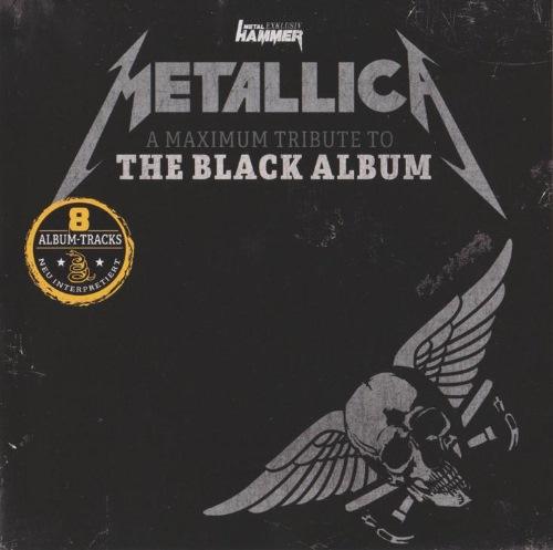 A Maximum Tribute to the Black Album (Metal Hammer Promo CD) (2021)