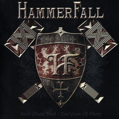 HammerFall - Stееl Мееts Stееl: Теn Yеаrs Оf Glоrу [2СD] (2007)