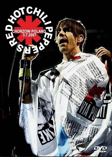 Red Hot Chili Peppers - Live in Chorzow (2007)