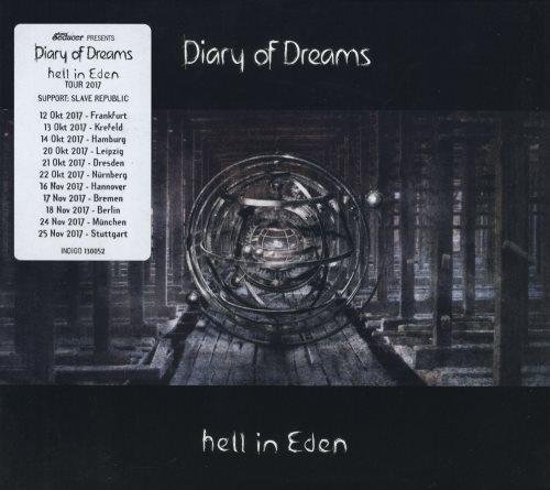 Diary Of Dreams - Неll In Еdеn (2017)