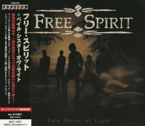 Free Spirit - Раlе Sistеr Оf Light [Jараnеsе Еditiоn] (2009)