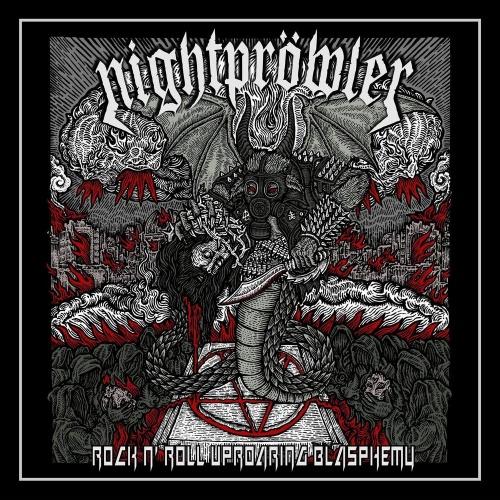 Nightpröwler - Rock N' Roll Uproaring Blasphemy (2021)